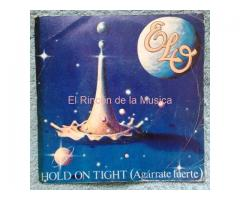 ELECTRIC LIGHT ORCHESTRA - HOLD ON TIGHT / WHEN TIME STOOD STILL