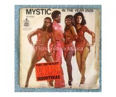 MYSTIC - IN THE YEAR 2525 / DANCE TONIGHT