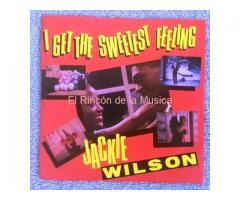JACKIE WILSON - I GET THE SWEETEST FEELING / LONELY TEARDROPS