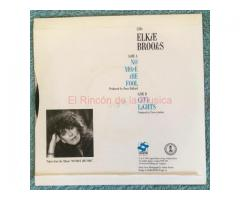 ELKIE BROOKS - NO MORE THE FOOL / CITY LIGHTS