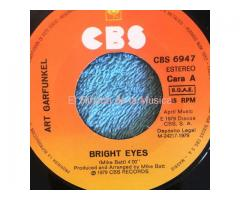 ART GARFUNKEL - BRIGHT EYES (Ojos Brillantes) / KEHAAR'S THEME