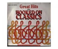 GREAT HITS FROM HOOKED ON CLASSICS - Louis Clark, The Royal Philharmonic Orchestra