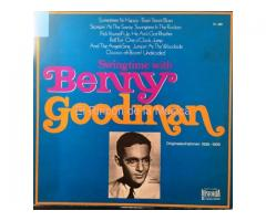 BENNY GOODMAN - SWINGTIME WITH BENNY GOODMAN 1935-1939