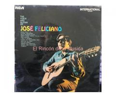 JOSE FELICIANO - THE VOICE AND GUITAR OF