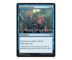 Reconcentrarse -  Fate Reforged - NUEVO/MINT- MTG - 47