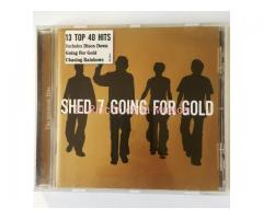 SHED 7 - GOING FOR GOLD The Greatest Hits