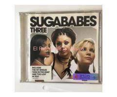 SUGABABES - THREE Special Edition