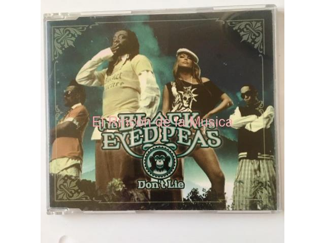 THE BLACK EYED PEAS - DON'T LIE (Single)