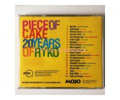 PIECE OF CAKE - 20 YEARS OF RYKO / Compilation