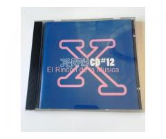 X-RAY CD#12 - Compilation