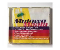 MOTOWN MANIA - Compilation