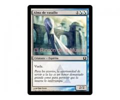 Alma de vasallo - Return to Ravnica - NUEVO/MINT- MTG - 224