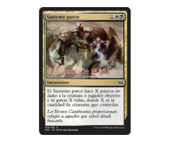 Sustento parco - Fate Reforged - NUEVO/MINT- MTG - 154