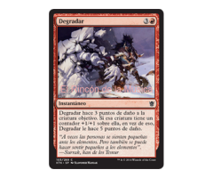 Degradar -  Khans of Tarkir - NUEVO/MINT- MTG - 103