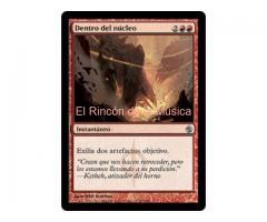 Dentro del núcleo - Mirrodin Besieged - NUEVO/MINT- MTG - 67
