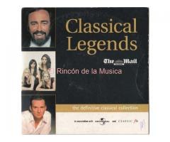 CLASSICAL LEGENDS - the definitive classical collection