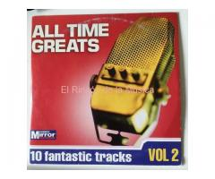ALL TIME GREATS - Volume 2