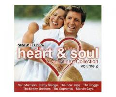 HEART & SOUL - A Valentine's Collection, volume 2