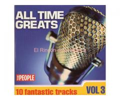ALL TIME GREATS - Volume 3