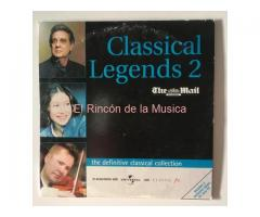 CLASSICAL LEGENDS 2 - the definitive classical collection