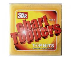 CHART TOPPERS Vol. 1 - Top Hits Through the Decades