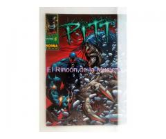 PITT - #8 - DALE KEOWN - NORMA EDITORIAL - 1999 - (MB++/VG++)